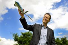 Jappe Blauw, CIO van KLM